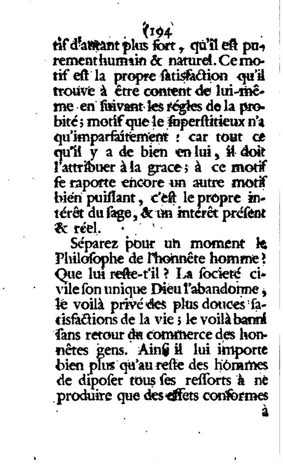 Texte De Du Marsais Artfl Encyclopédie