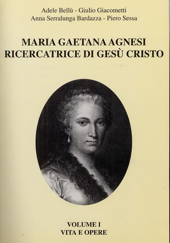 Portrait Agnesi Maria Gaetana