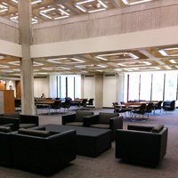 2nd Floor Reading Room