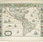 Early Modern Maps of the Americas