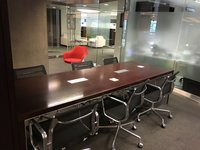 D'Angelo Law 3rd Floor Center Tables