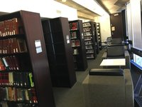 D'Angelo Law Reserve Collections Room