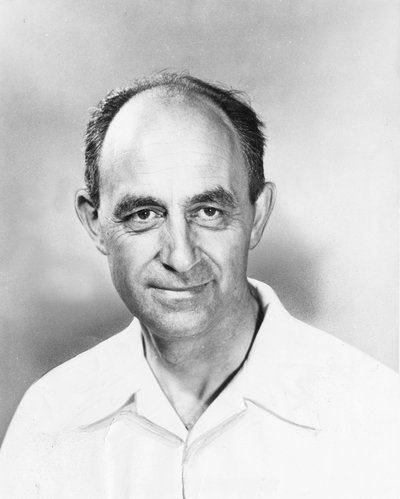 Photo of Enrico Fermi