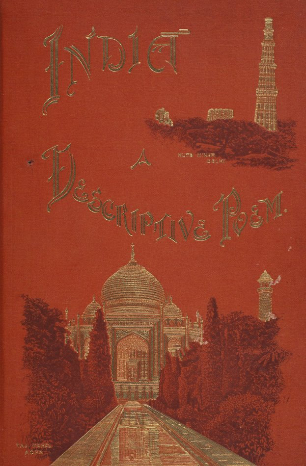 Poetry of the Company: Anglo-Indian Poetry - Poetic