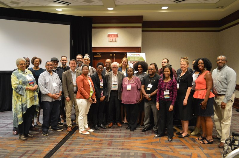 BMRC Summer Short-term Fellows Reunion and National Gathering of African American Studies Attendees, 2018