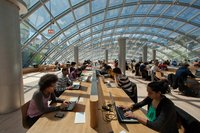 Mansueto Library Grand Reading Room