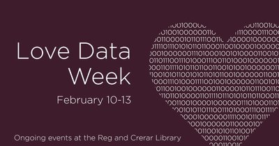 Love Data Week Logo