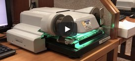 Microform scanner video