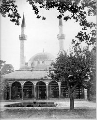 Mosque of the Dervishes Tekiyeh, Damascus