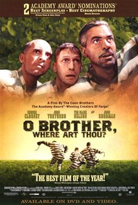 Cover of O Brother Where Art Thou