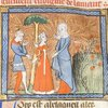Detail from Le Roman de la Rose