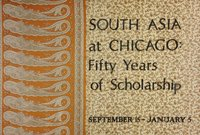 South Asia at Chicago