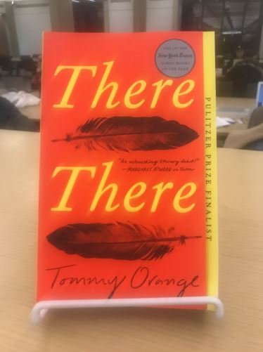 "Cover of ""There There"""