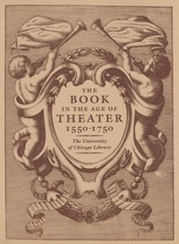 The Book in the Age of Theatre Exhibit