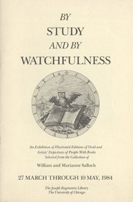 By Study and By Watchfulness Exhibit
