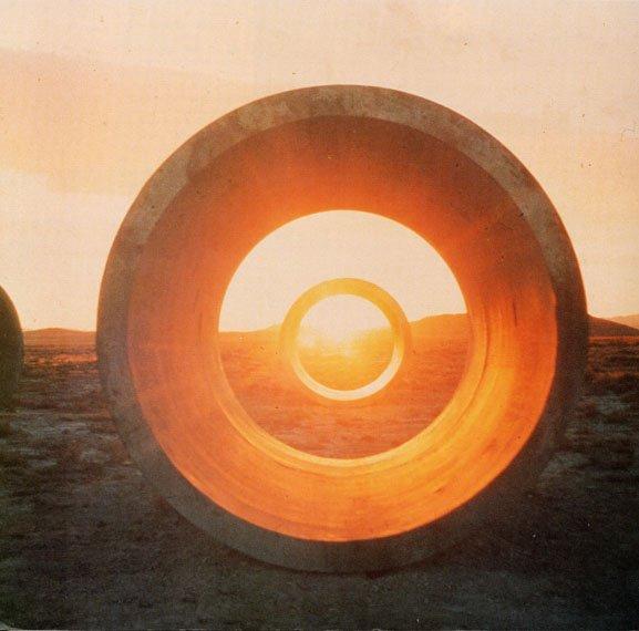 Nancy Holt's Sun Tunnels - They Saw Stars - The University