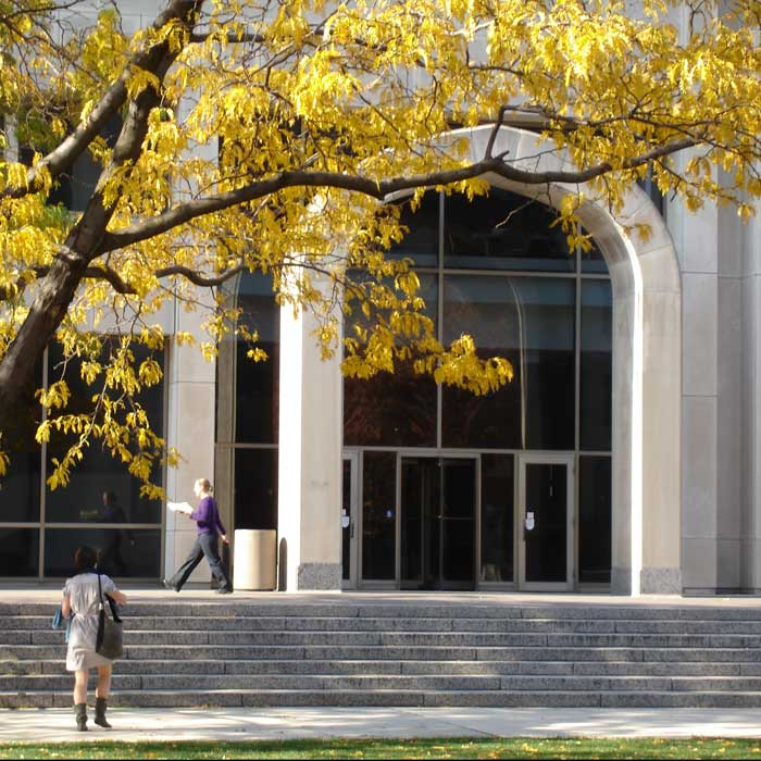 The John Crerar Library