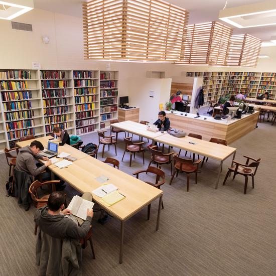 Eckhart Library
